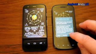 Nexus S v Moto G Head to Head (Benchmark, GPS, Speaker, Browser)
