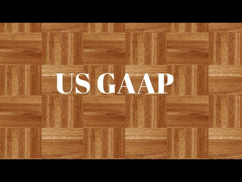 US GAAP | Generally Accepted Accounting Principles | Finance