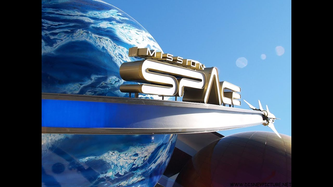 mission space ride at epcot - photo #33