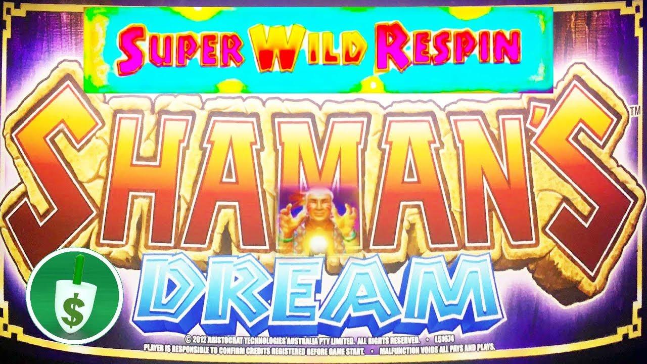 Shamans Dream Slot Machine