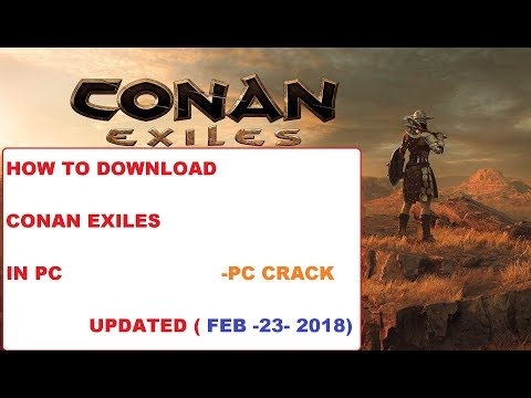 How to download Conan Exiles PC | PC CRACK - YouTube