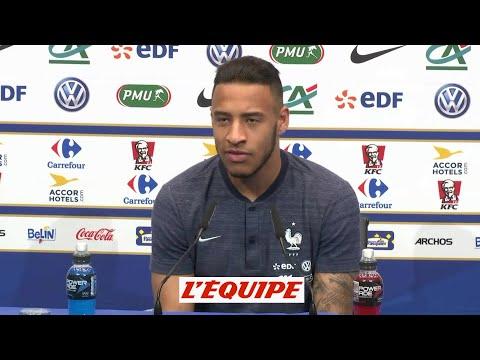 Tolisso «J'ai parlé de la Coupe du monde avec Ribéry» - Foot - Bleus