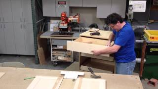 Mounting  Drawer Fronts And Doors On Euro Style  Cabinets