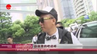 """《看看星闻》: 极限挑战 """"极限大傻""""孙红雷自恋成魔Kankan News【SMG新闻超清版】"""