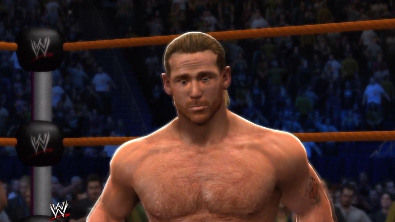 Wrestlemania 24 | SHAWN MICHAELS VS RIC FLAIR | WWE 2K15