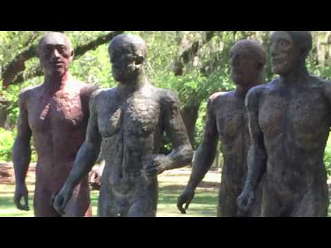 Sculpture Garden, New Orleans Museum of Art