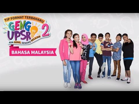 Tip Format Terbaharu Geng UPSR 2 (Bahasa Malaysia)