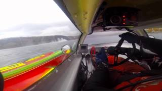 Warwick Annihilator Race Boats CRASH onboard Jack Lupton GP57 2015