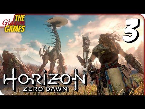 Прохождение Horizon Zero Dawn — Часть 3: Пилозуб