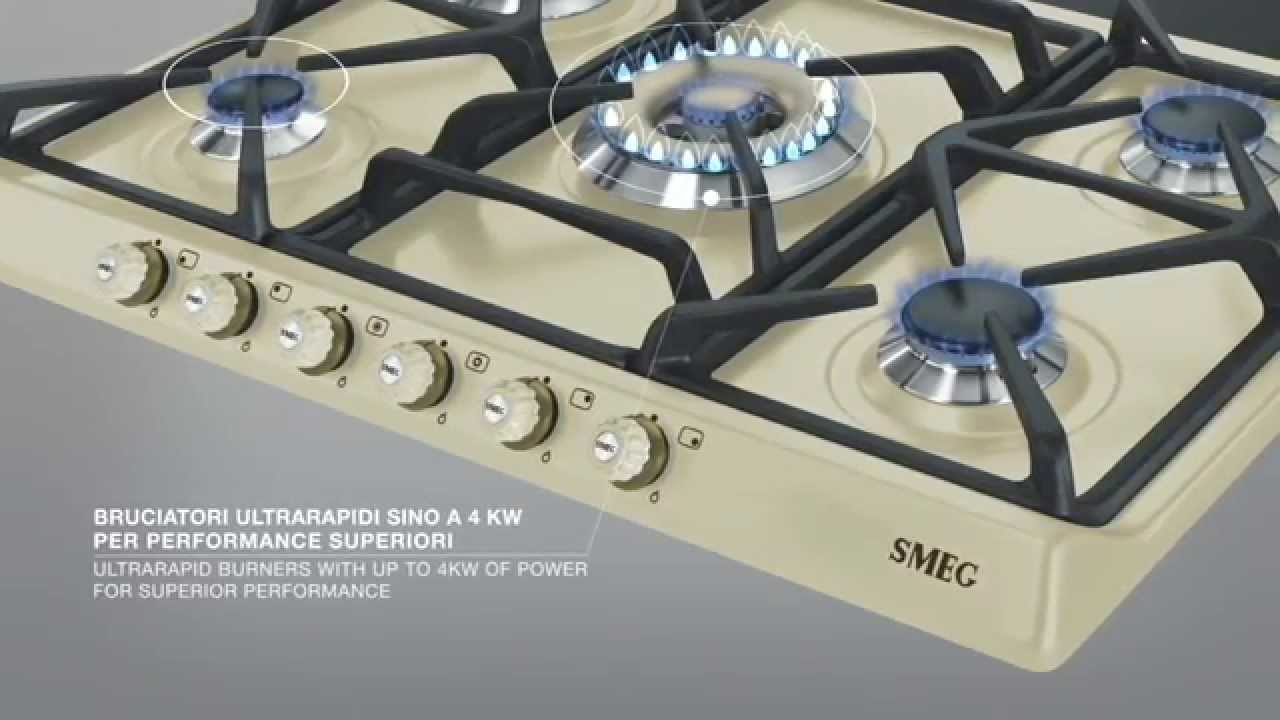 Smeg Gama Cortina 2014 - YouTube