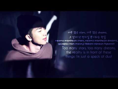 BTS Rap Monster (랩몬스터) - Too Much [Lyrics Han|Rom|Eng]