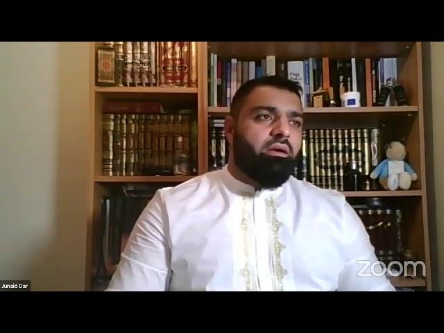Tafsir Surat ul Baqarah, Verse 255 -  Ayat al Kursi  Part 2 with Shaykh Junaid Dar Al-Azhary