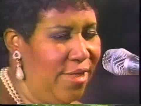 Aretha Franklin + Lou Rawls   Live White House Concert For Bill Clinton   June 20 1994