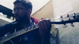 Aashiq banaya apne  himesh reshmiyaImran hashmi  guitar cover and tutorial