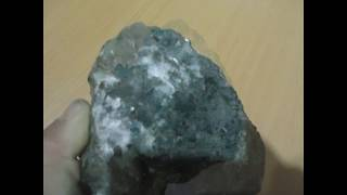 Kimberlite rock diamond natural