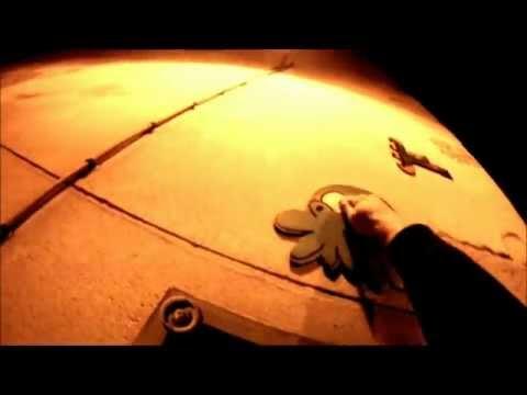 Street art Paris - GZUP - Action video