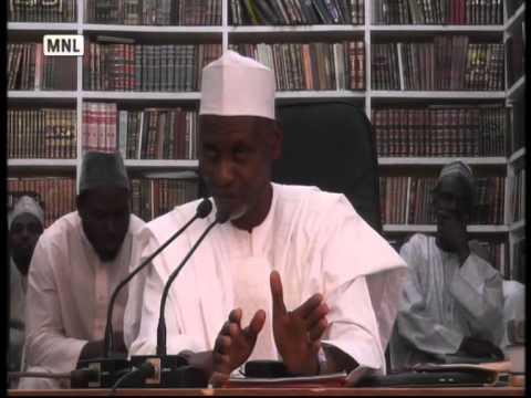 Download Himma Bata Ga Rago 1/4: Albani Tare Da Prof. Aliyu