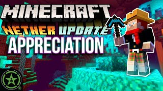 We Explore the New Nether - Minecraft 1.16 Update