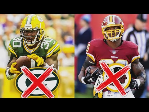 10 BIGGEST NFL Names That Are MOST Likely To Get CUT (Post 2020 Draft)