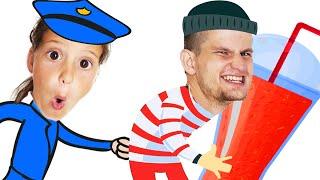 Police Song | Kids Songs by Baa Bee