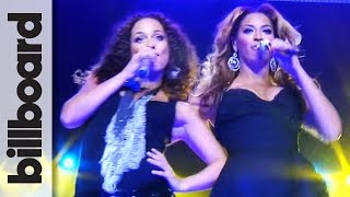Alicia Keys & Beyoncé - Put It In A Love Song (LIVE at MSG - Front Row)