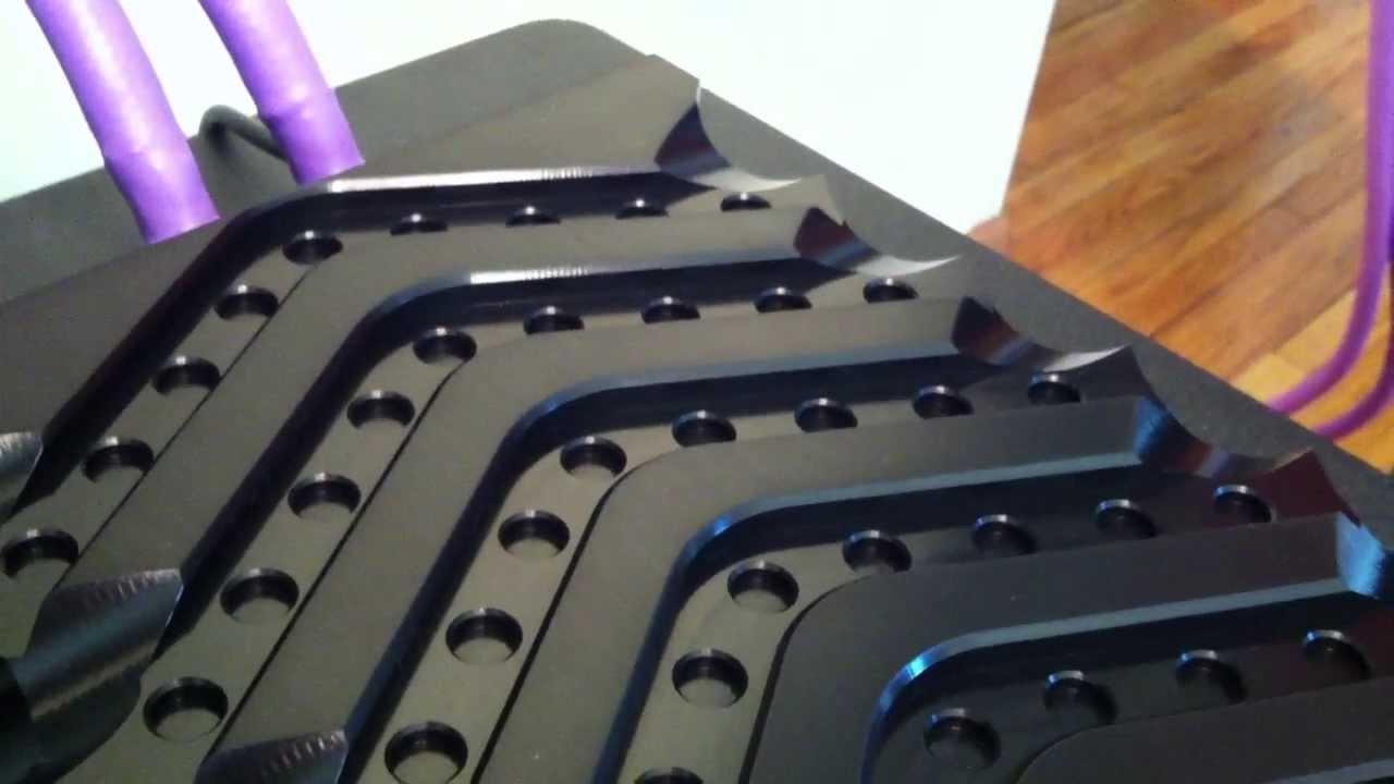 Kraemer Designs D~400 Amps Hypex Ncore NC400 by Matt Kraemer