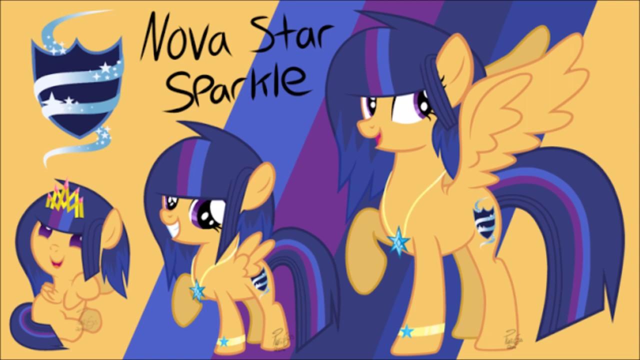 mlp Nova Star Sparkle - YouTube