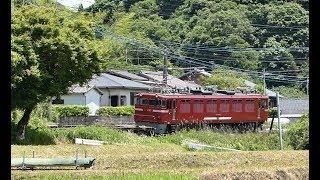 JR貨物 ED76-83 鹿児島本線