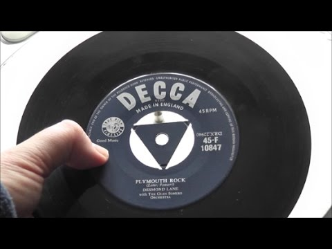 Charlie Gracie - Count To Three / Just Like Us