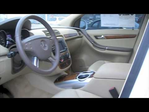 2006 Mercedes Benz R350 Start Up, Engine, And In Depth Tour   YouTube