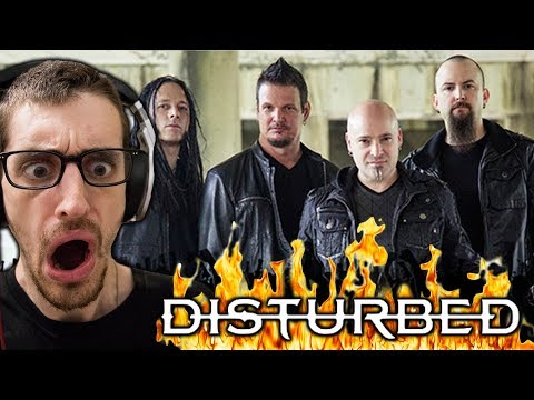 "Hip-Hop Head's FIRST TIME Hearing DISTURBED: ""Down With the Sickness"" REACTION"