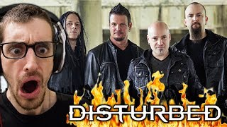 Hip Hop Head S FIRST TIME Hearing DISTURBED Down With The Sickness REACTION