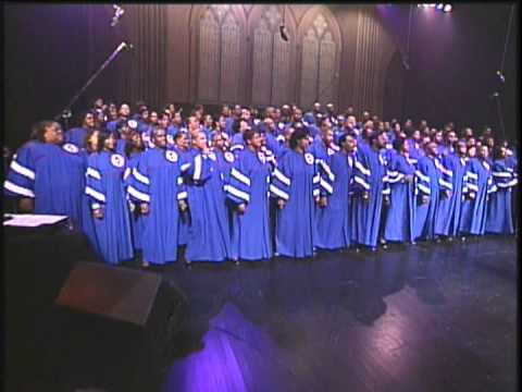 But By My Spirit - Mississippi Mass Choir