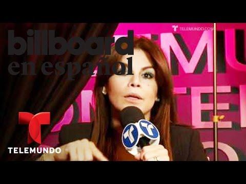 Ver Video de Olga Tañon Billboard 2012 | ¡Olga Tañon, como camina, cocina! | Telemundo