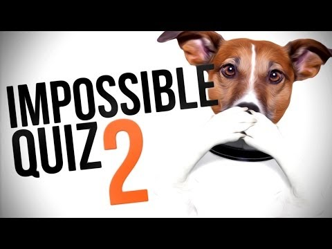 Thumbnail: WHY IS THERE MORE? - Impossible Quiz 2