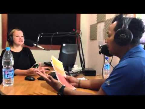 Recording live 89.5 radio Phuket news