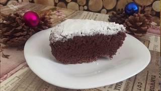 Ну очень вкусный Шоколадный пирог Выпечка Блюда в мультиварке Просто и Вкусно