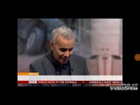 BBC World News Earthquake Hits Iraqi Town Of Halabja.