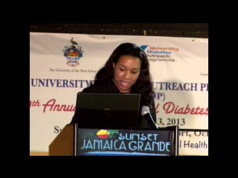 UDOP2013 4th Scientific Session  RISK FACTORS FOR ORAL DISEASES AND DIABETES
