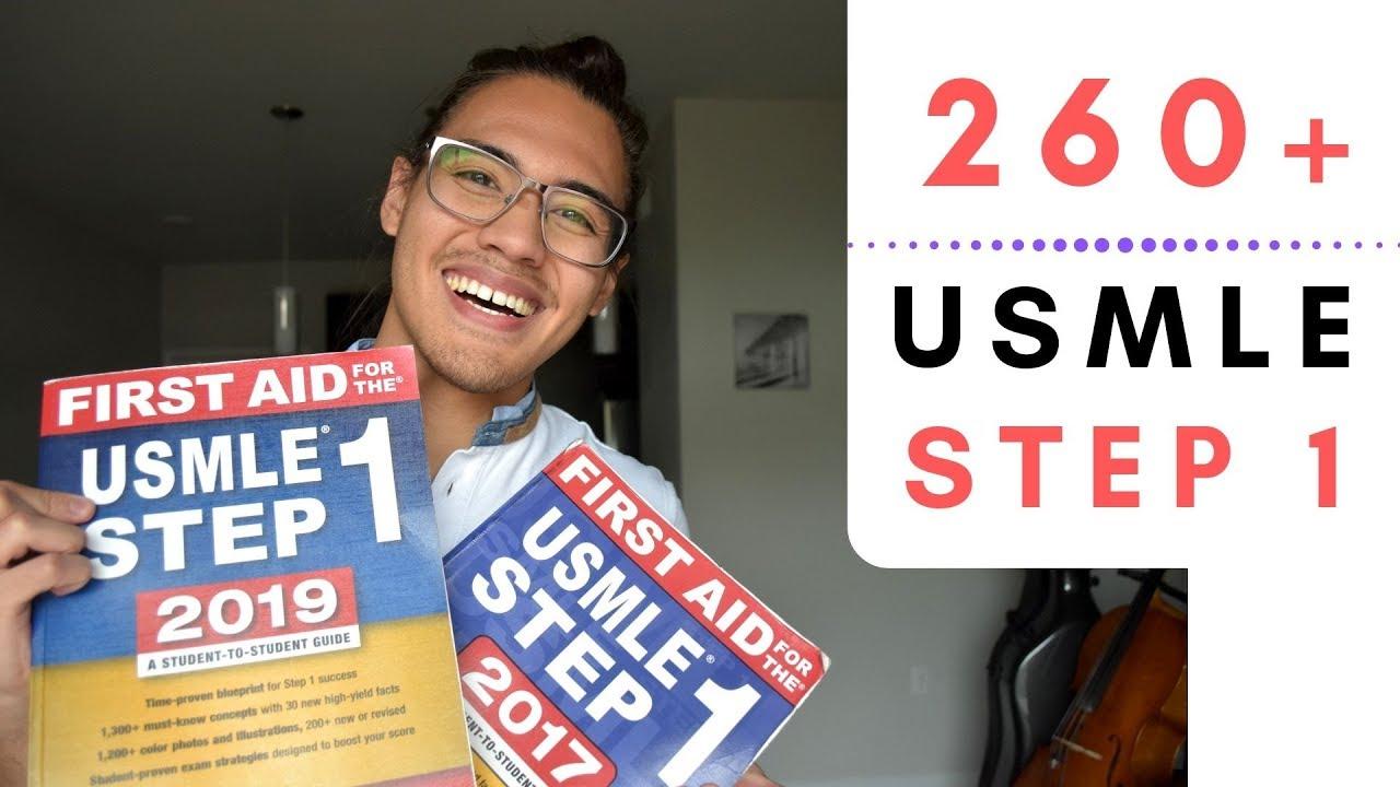 How I Scored 262 on the USMLE STEP 1