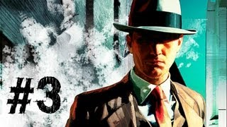 LA Noire Gameplay Walkthrough Part 3 - The Driver