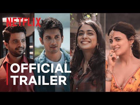 Feels Like Ishq | Official Trailer | Rohit Saraf, Radhika Madan, Tanya Maniktala, Neeraj Madhav