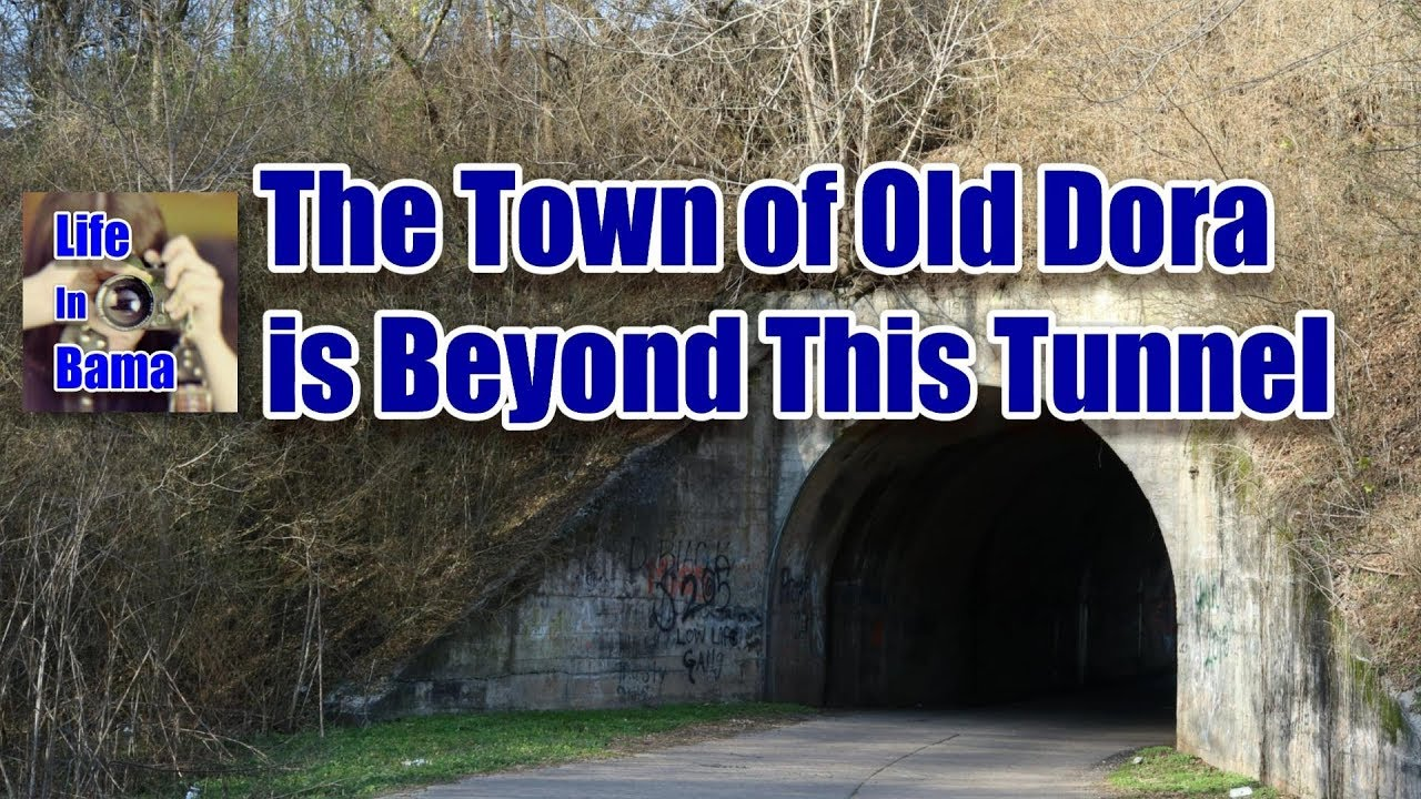 Ghosts of Old Dora | Heart of the Town is the Depot | Historic | Life In Bama