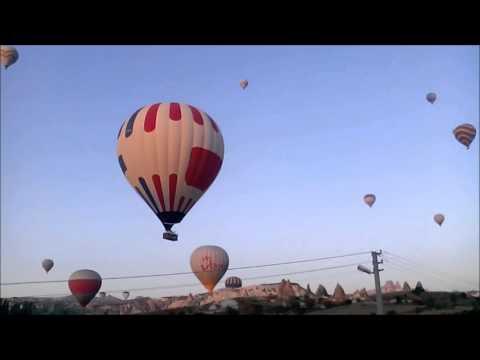 Goreme and Cappadocia, Turkey - Air Balloon | Travel videos