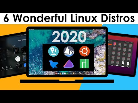 TOP 6 BEST WONDERFUL Linux Distros [ 2020 Edition ]