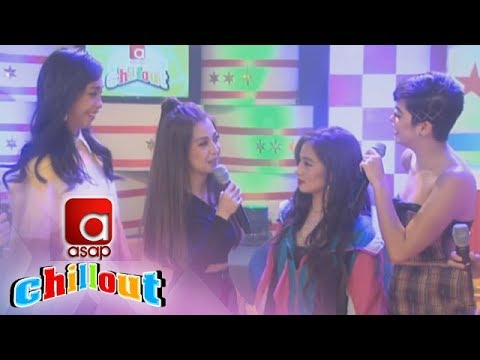 ASAP Chillout: The Squad Argues About Their Height With Ella And Donnalyn