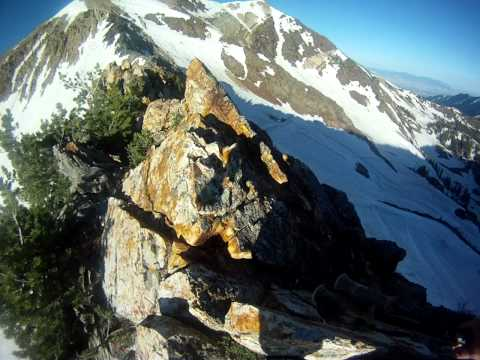 American Fork Twin Peaks Traverse July 2011 by rmjwinters