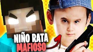 EL NIÑO RATA NARCO | TROLLEOS EN MINECRAFT #163