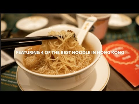 The Best Noodle in Hong Kong, Hunted by the Bakmi.Club