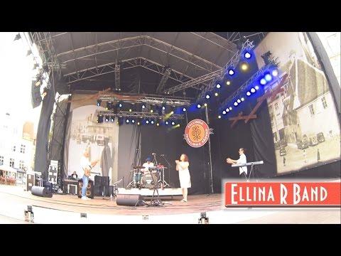 Petrojazz@Tallinn 2016 | Ellina R Band